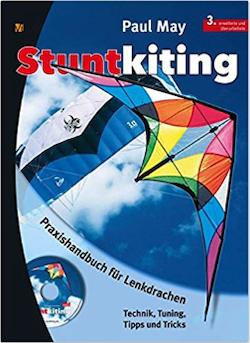 Lenkdrachen Stuntkiting Buch